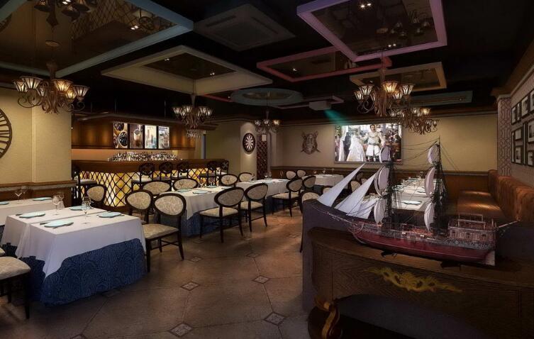 咖啡厅装修效果图和设计方案